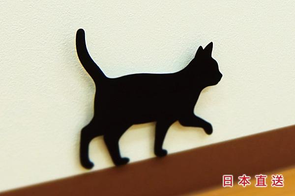 可愛貓貓造型小夜燈 (貓步)|日本直送