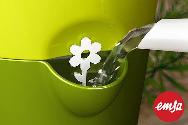 EMSA|迷你溫室香草種植套裝 (綠/1.2L)|德國品牌