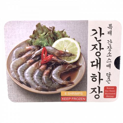 韓國即食醬油蝦 [300g/盒]