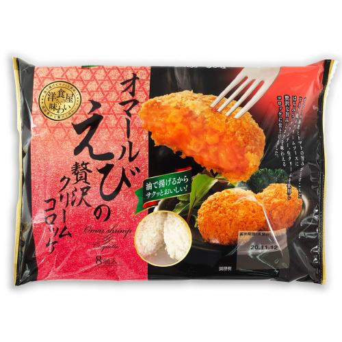 日本龍蝦忌廉薯餅 [280g/包]