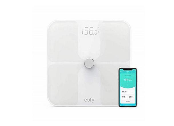 智能體脂磅推薦 | Eufy 智能電子體脂磅 C1