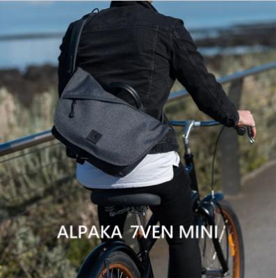 ALPAKA 7ven Mini 防水多功能迷你郵差袋 [3色]