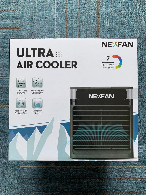 NexFan Ultra UV 殺菌流動式多功能空氣冷氣機