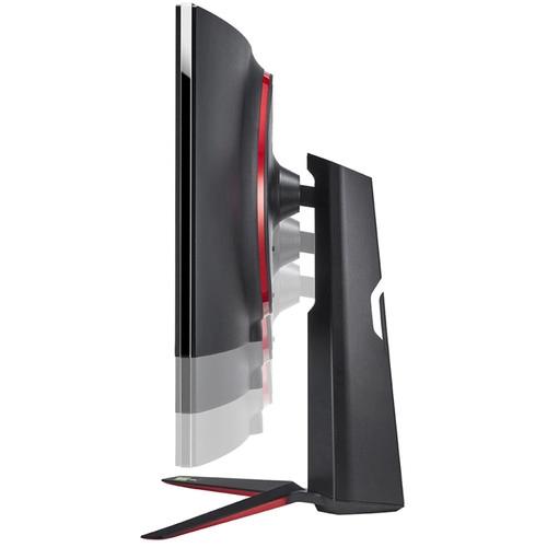 """LG 34"""" 21:9 UltraGear QHD 160HZ 弧形電競顯示器 34GN850-B"""