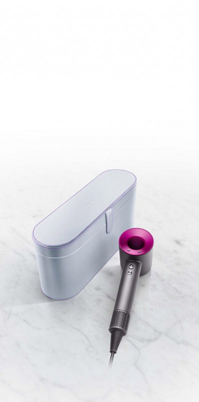 Dyson Supersonic 原裝風筒真皮收納盒 [4色]