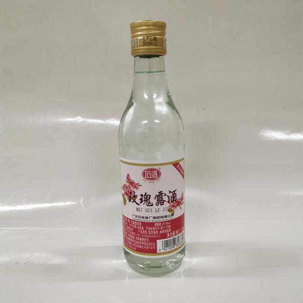 石灣牌玫瑰露酒 (小) $336/箱