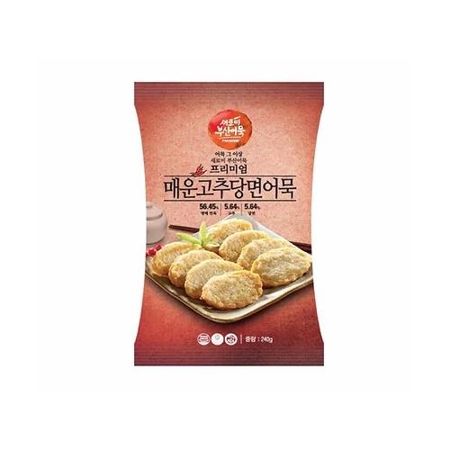 韓國Saeromi 高級泡菜粉絲魚糕