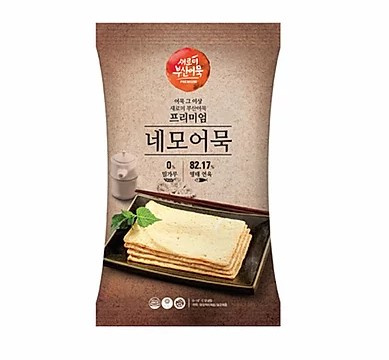 韓國Saeromi 高級四角魚糕