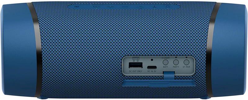 Sony SRS-XB43 EXTRA BASS™ 可攜式藍牙揚聲器