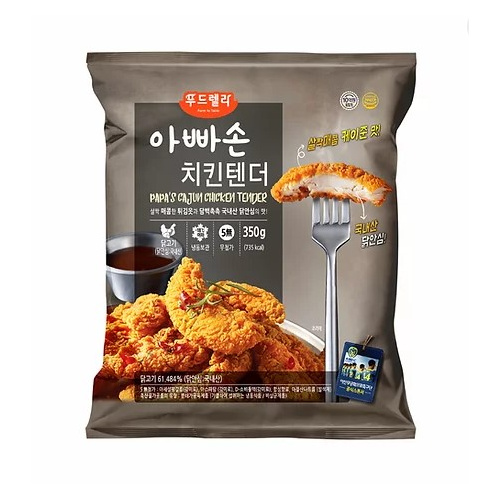 韓國Foodrella 爸爸最愛的脆雞柳 [350g]