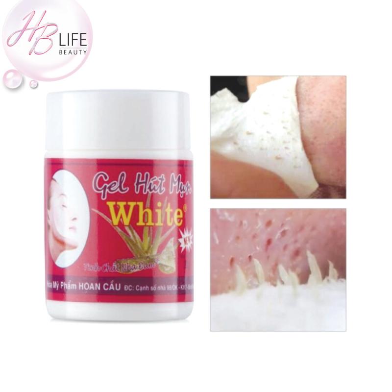 Hut Mun White 收毛孔除粉刺蘆薈凝膠鼻膜(22克)