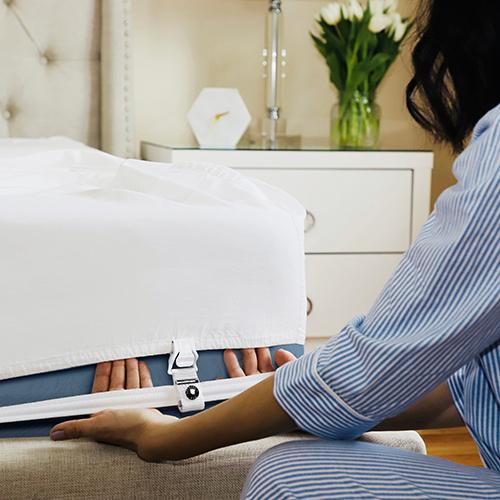 美國 BED SCRUNCHIE 防走位床單神器