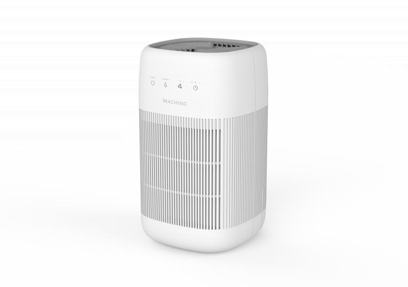 [可apps控制] Machino Q10 迷你 2合1 智能空氣淨化抽濕機 [香港行貨]