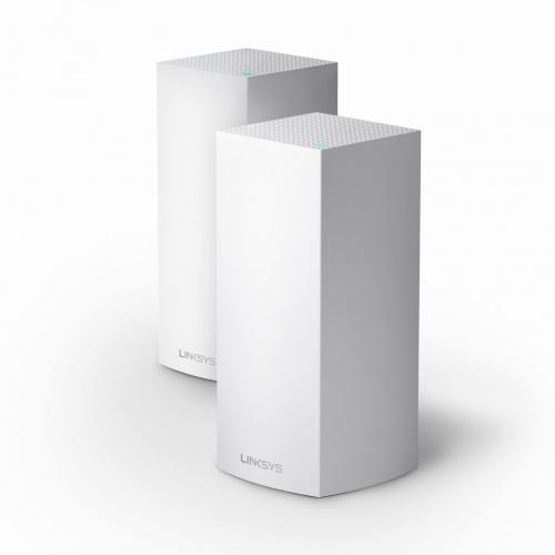 Linksys WiFi 6 三頻 Velop Mesh WiFi 系統 路由器 (2件裝) [MX10600]