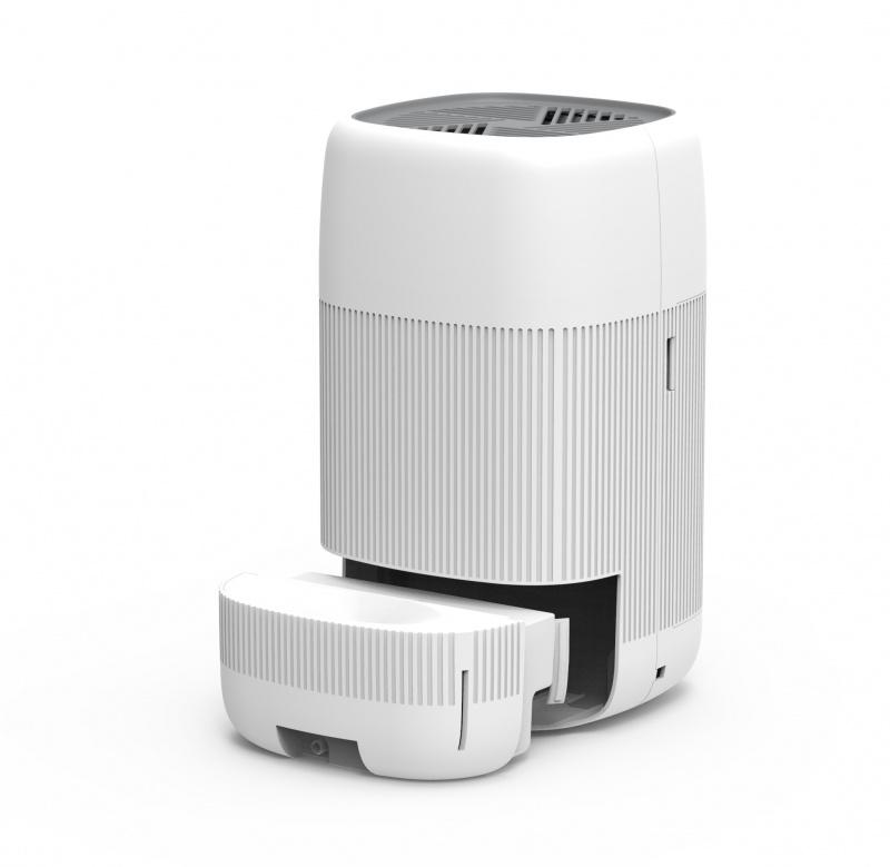 Machino Q10 迷你2合1 智能空氣淨化抽濕機