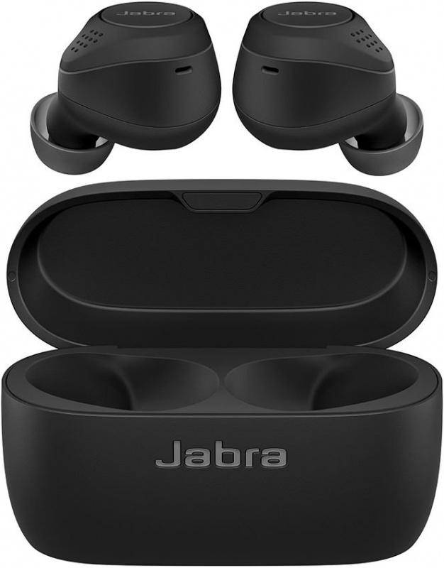 Jabra Elite 75t 真無線藍牙耳機 [無線充電版] [2款]