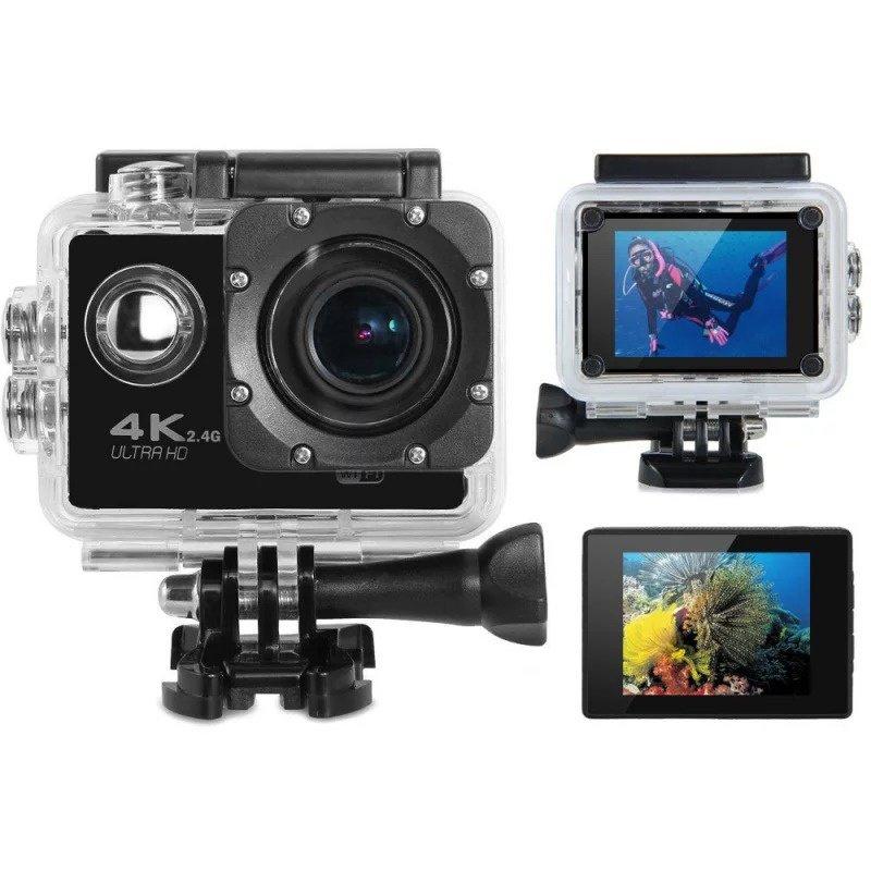 4K超高清運動攝影機 [連防水殼]