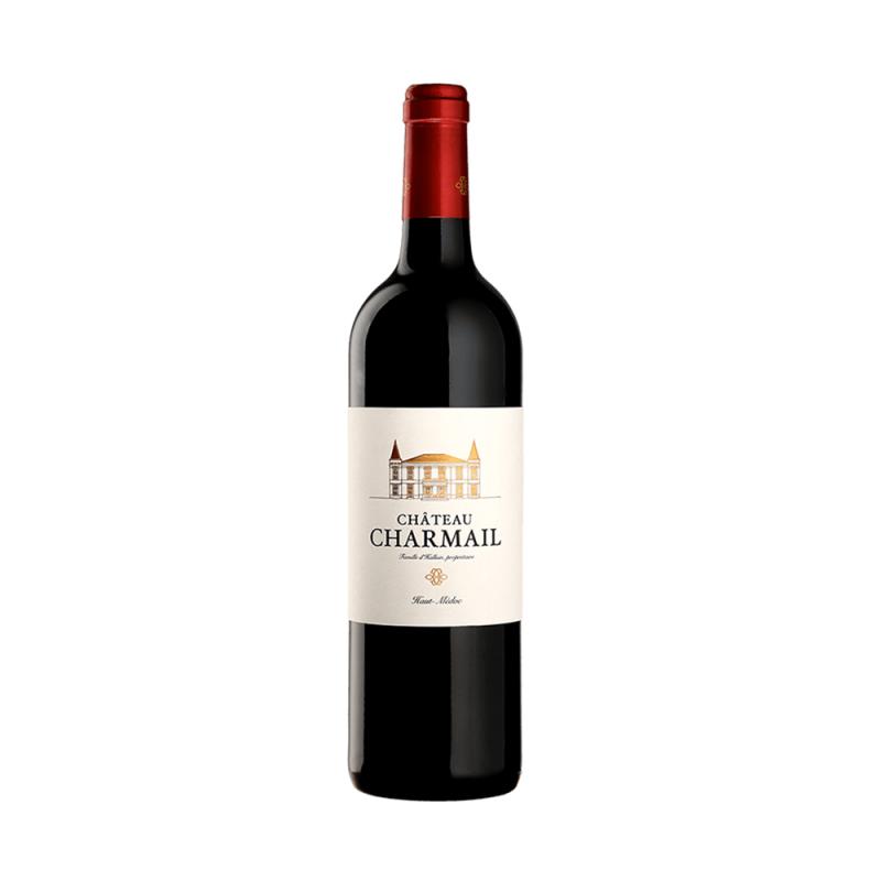 Chateau 夏沐城堡紅酒 2015 750ml - 12712330
