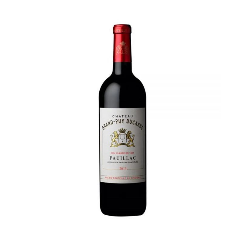 Chateau 杜卡斯酒堡紅酒 2013 750ml - 12732332