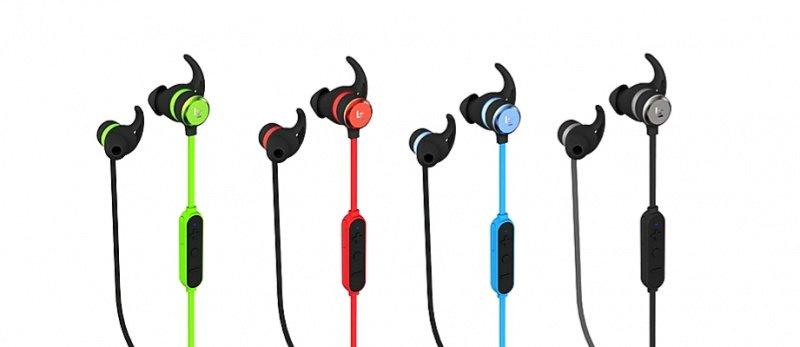 樂視iPX5級防水立體聲藍牙無線運動耳機 [4色]