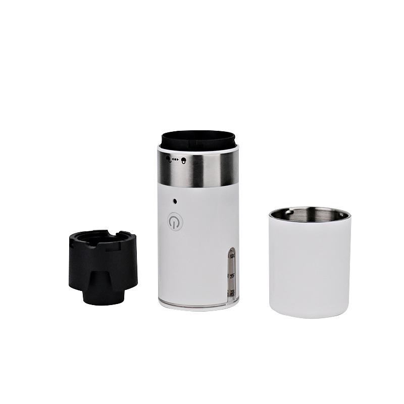 不鏽鋼內膽電動便攜式咖啡機