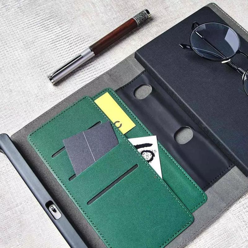 【小米有品】筆下文創 指紋解鎖筆記本 密碼日記本