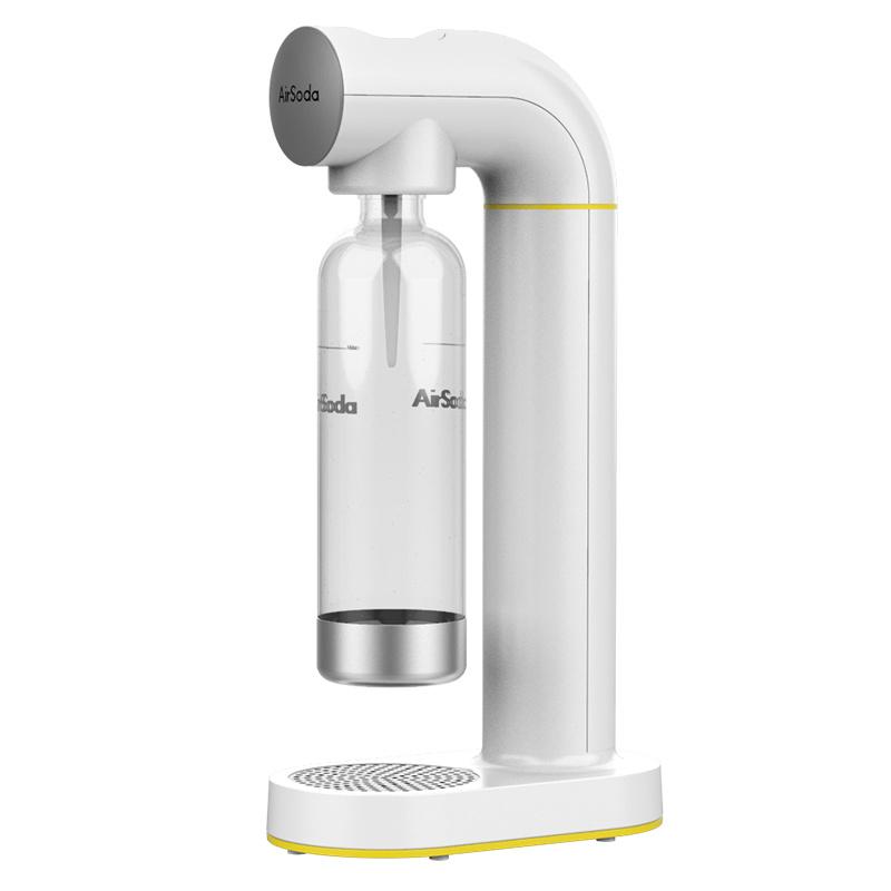 美國AirSoda 家用梳打氣泡機 (配2支專用氣樽360g)