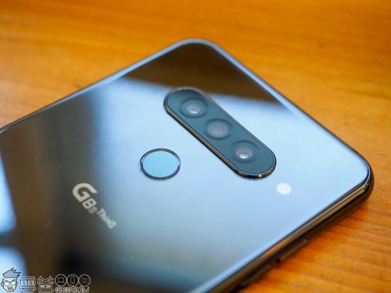 LG G8S ThinQ!手掌靜脈、浮空手勢超酷炫,137度超廣角ToF三鏡頭 雙卡版本