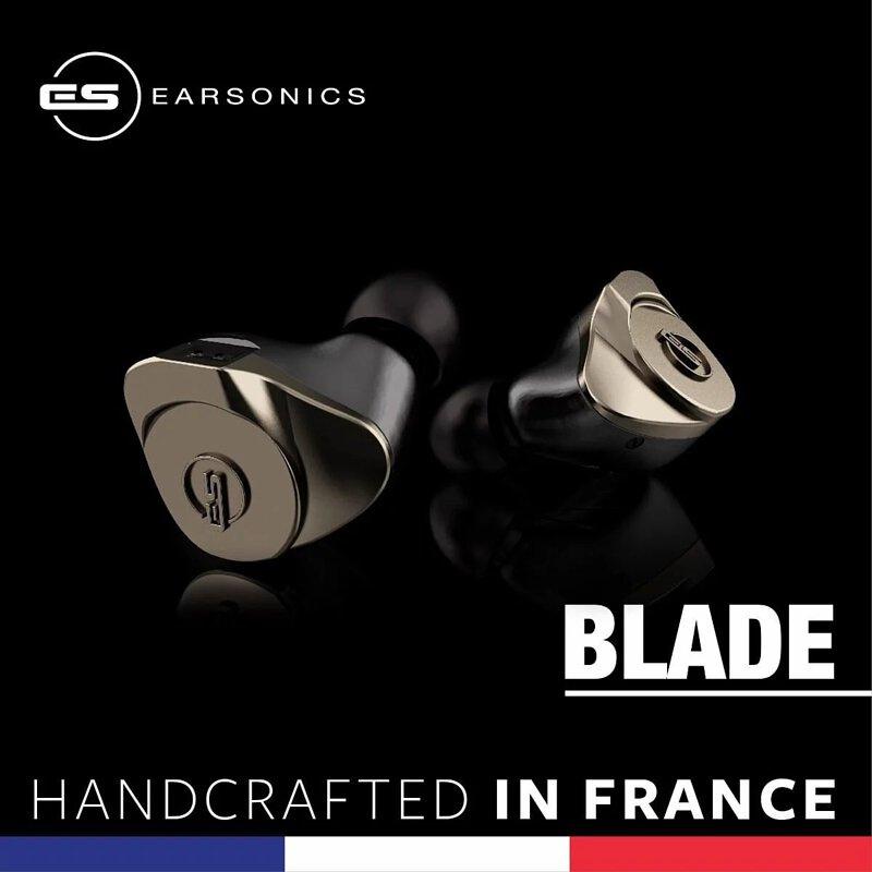 Earsonics Blade 2鐵1圈 入耳式耳機