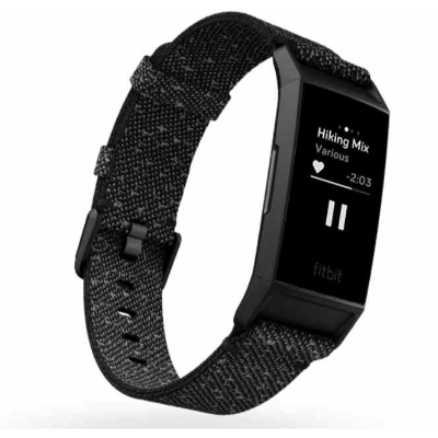 【香港行貨】Fitbit Charge 4 智能健康手環 多色