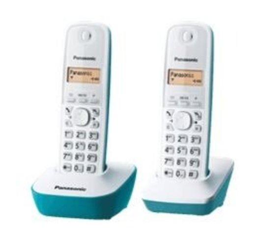 樂聲Panasonic KX-TG1612HKDECT數碼室內無線電話(香港行貨)