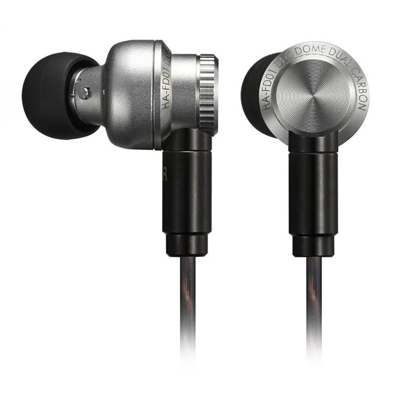 【香港行貨】JVC HA-FD01 高解析度音訊耳機