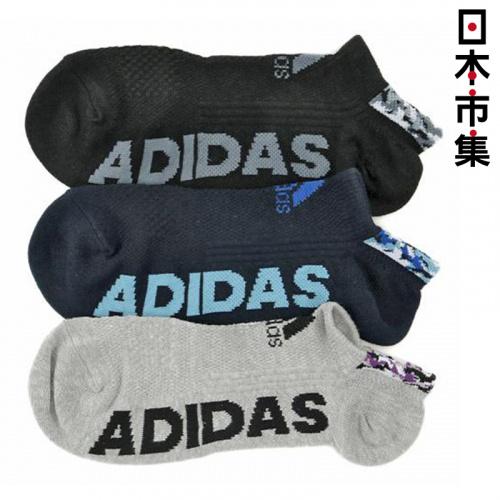 日版 Adidas 3對裝運動襪(024) 24~26cm【市集世界 - 日本市集】