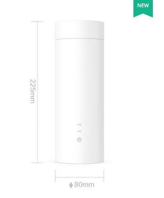 小米 - 雲米便攜式電熱杯保溫杯