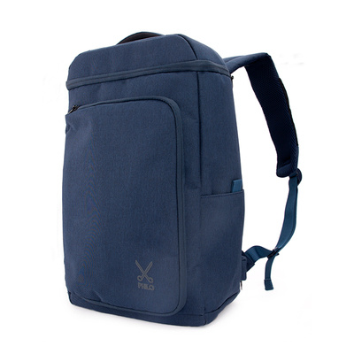 PHILO立體15.6吋多功能雙肩筆記本電腦背包 【2色】