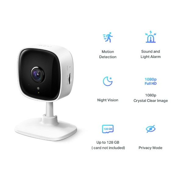 TP-Link Tapo C100 Home Security Wi-Fi Camera