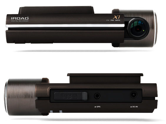 IROAD DASH CAM X1 全高清行車記錄儀 【香港行貨】