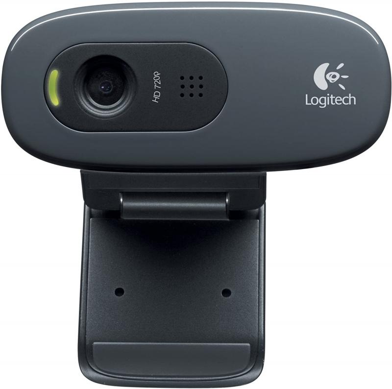 Logitech C270 HD 720p 視像鏡頭 Webcam IPTV