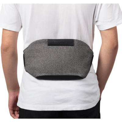 荷蘭 XD Design Sling Bag 貼身兩用防盗包