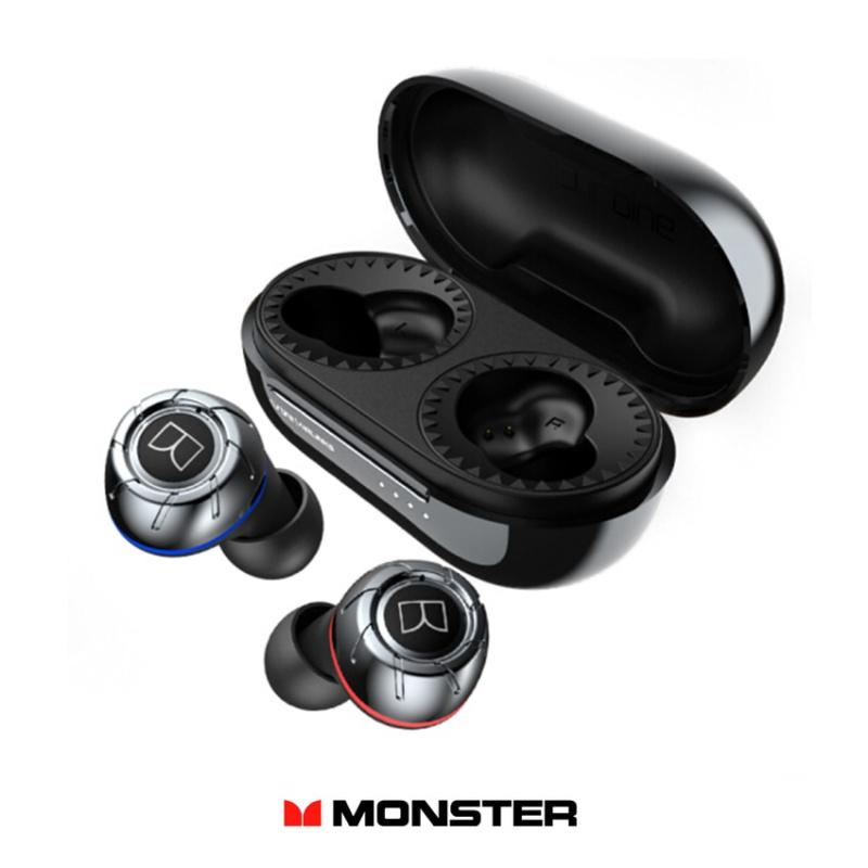Monster Turbine Airlinks 真無線藍牙運動降噪耳機 [2色]
