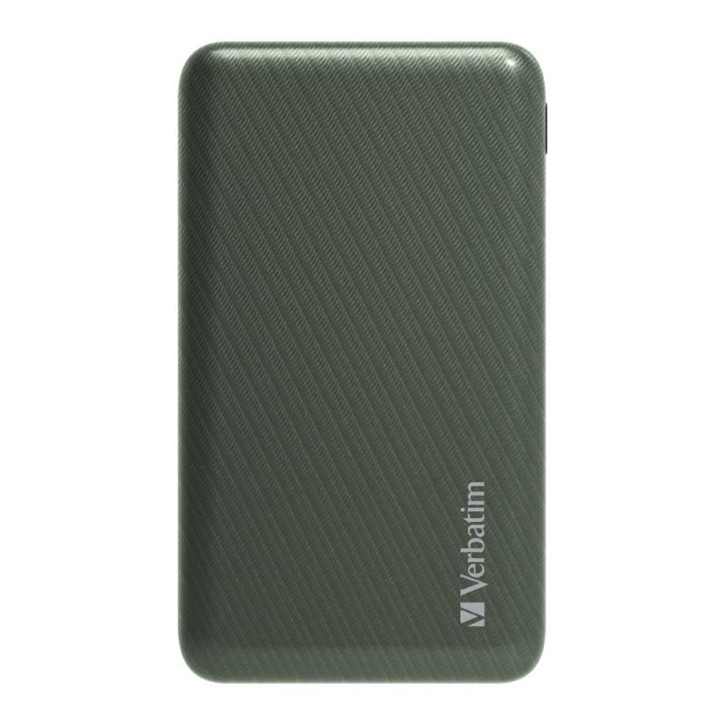 Verbatim 10000mAh QC 3.0 + Type C PD 45W 流動充電池 [2色]