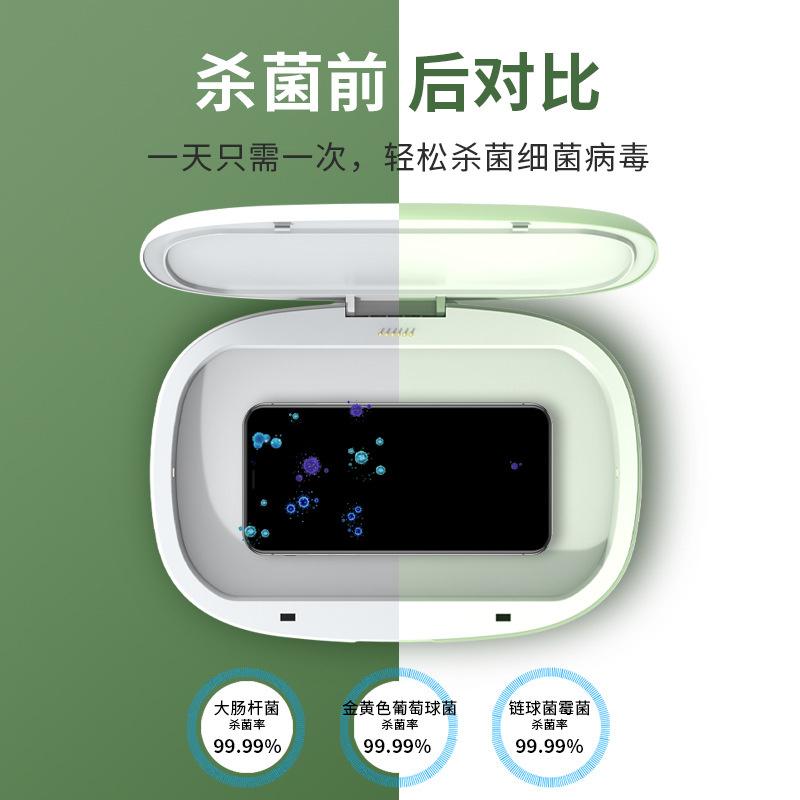MIGU PANDA UVC紫外線殺毒盒/可無線充電