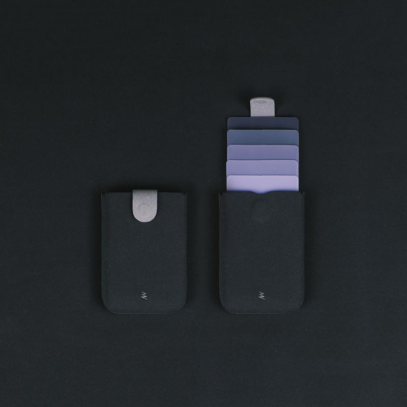 Allocacoc - DAX 2.0 新款超薄多卡位 便捷抽拉卡包 【五色可選】