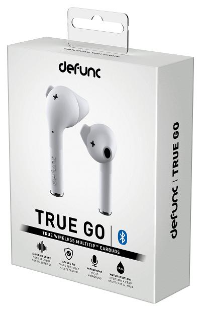 Defunc TRUE GO 真無線耳機 [4色]