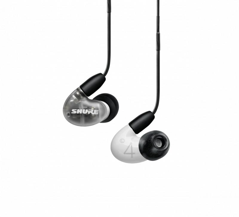 Shure Aonic 4 入耳式耳機【2色】