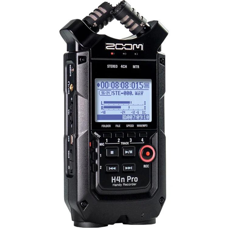 [香港行貨] ZOOM H4n Pro 手提錄音機