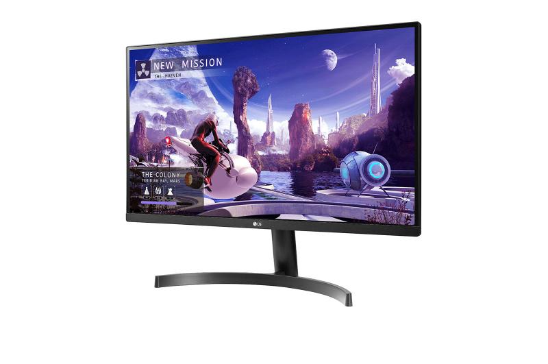 LG 27吋 QHD IPS 顯示器 27QN600