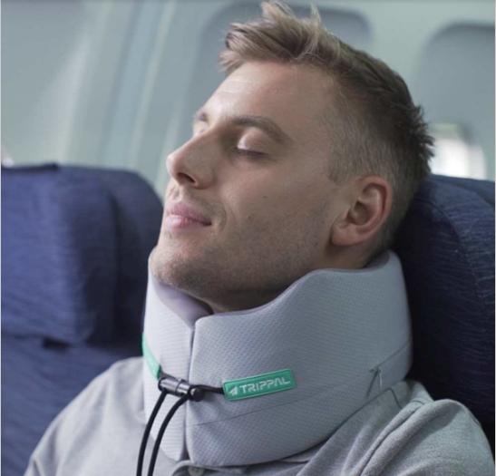 TripPal Travel Pillow 極致紓壓全支撐旅行枕