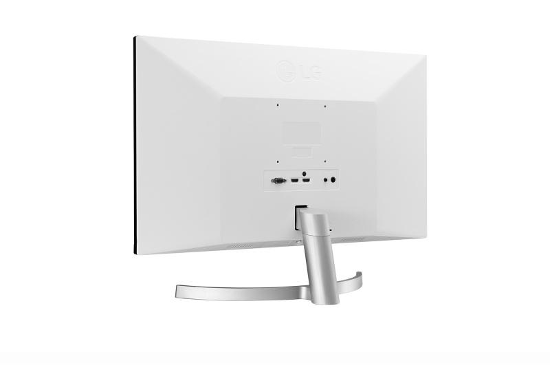 LG 27 吋全高清 IPS 顯示器 27ML600S-W