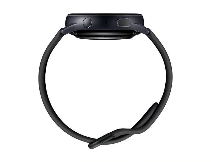 Samsung Galaxy Active 2 R830 40MM 鋁金屬 智能藍牙手錶 香港行貨(黑色)